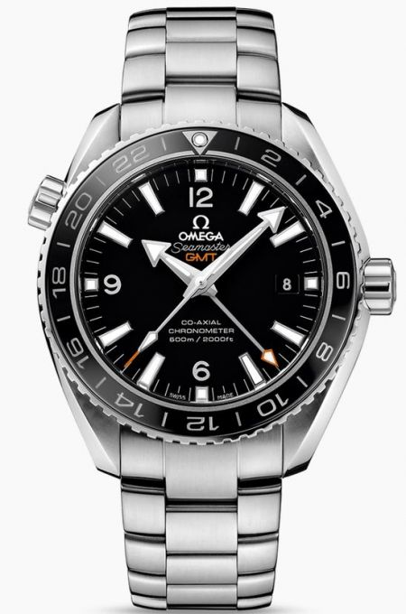 Omega Planet Ocean 600M Steel Omega Co-axial GMT 43.5 mm   Akciós Ár  63f4d57b42